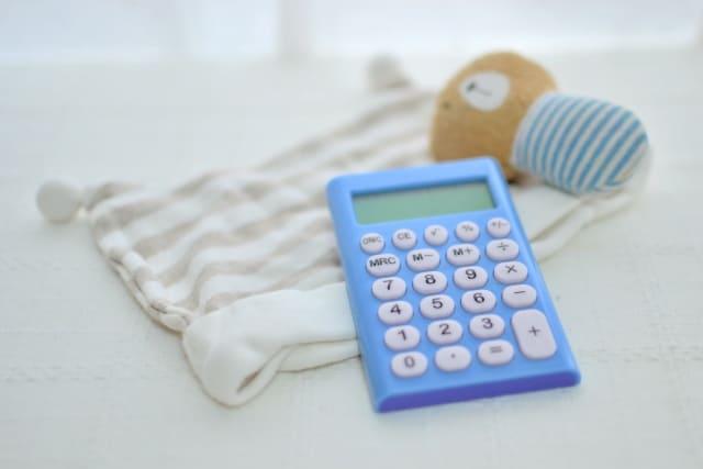 育児の計算