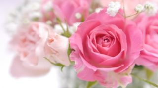 結婚式の花